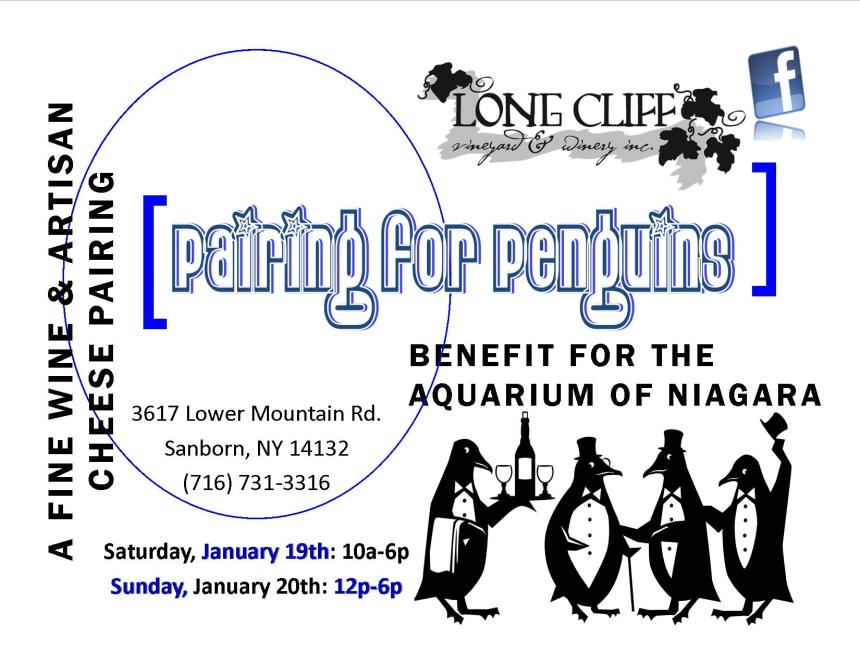 Pairing for Penguins