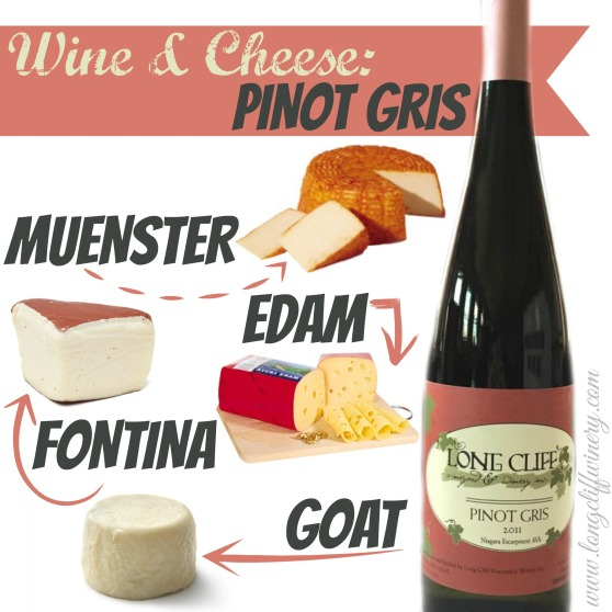 pINOT gRIS WINE AND CHEESE